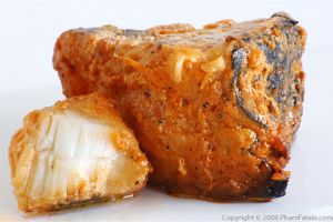 Tandoori Glazed Roasted White Sea Bass