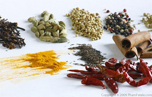 Garam Masala Recipe with Picture