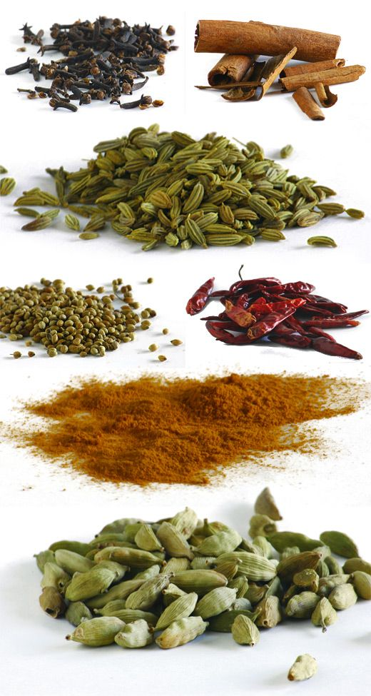 garam masala photo