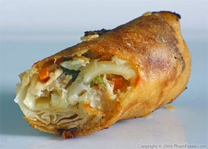 Vietnamese Egg Roll Recipe (Cha Gio)