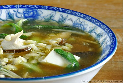 Sizzling Rice Soup Sizzling rice soup recipe