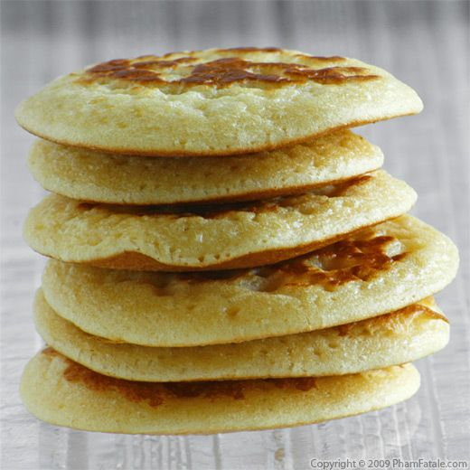 Crumpets Recipe