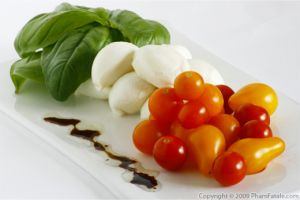 How to make an Italian Insalata Caprese