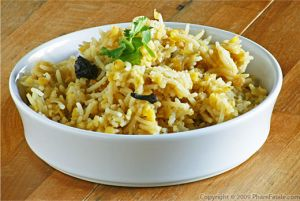 Masoor Dal Khichdi (Indian Orange Lentil Rice)