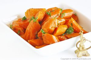 Vichy Carrots (Carottes Vichy)