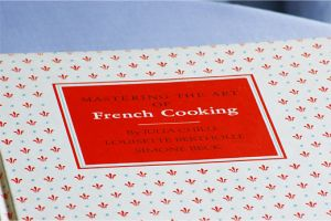 Four-Course, Julia Child Inspired French Meal in Honor of the Movie Julie and Julia