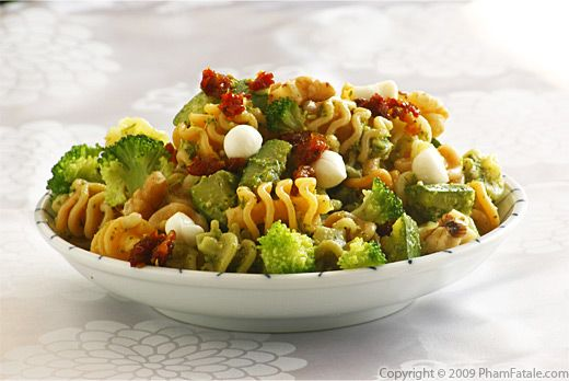 radiatore pasta salad