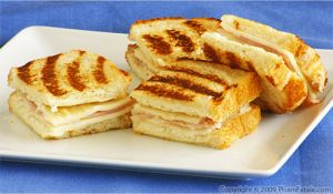 Croque-Monsieur Recipe with Picture
