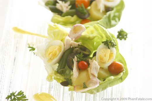 salade nicoise recipe with picture