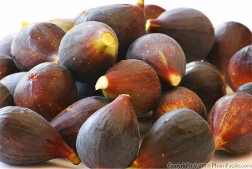 Fresh fig recipe with pictures
