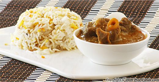 Goat Khorma Recipe with Picture