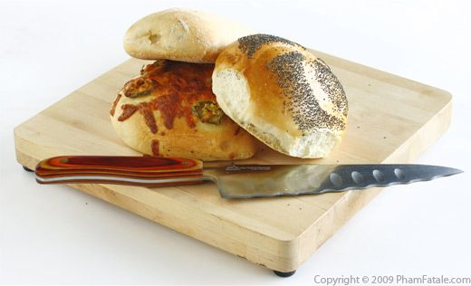 The Winner of the Pham Fatale | New West KnifeWorks Bread Contest Is... Recipe