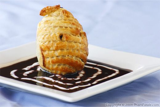 Fig in Puff Pastry