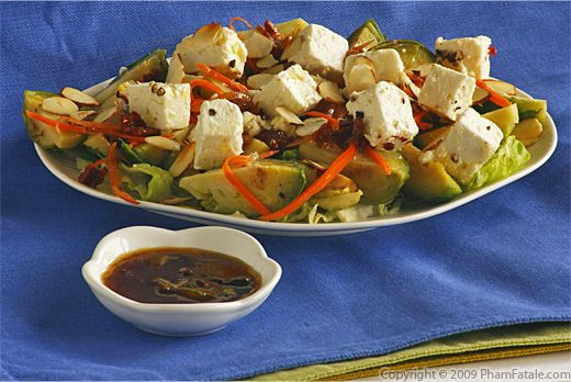 Brussel Sprout Salad Recipe with Picture