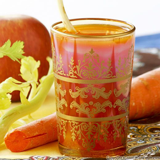 Fresh Carrot Juice recipe with Picture
