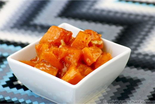 Candied Yam Recipe with Picture