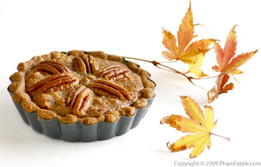 Pecan Pie Recipe with Picture