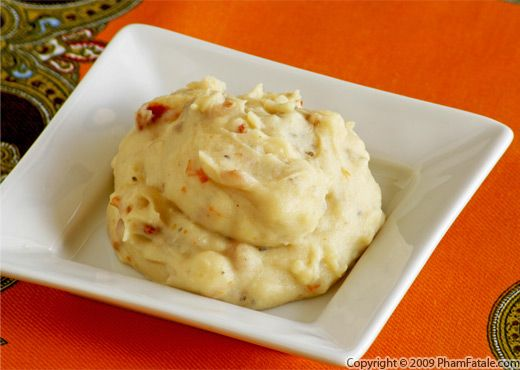 Fluffy Mashed Potatoes with Picture