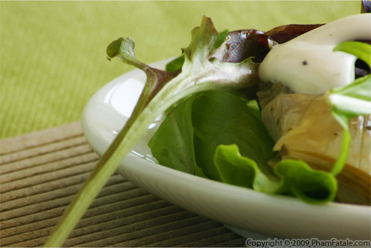 Creamy Gorgonzola Ranch Salad Dressing
