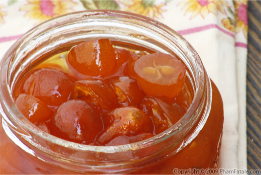 Kumquat Preserves Recipe