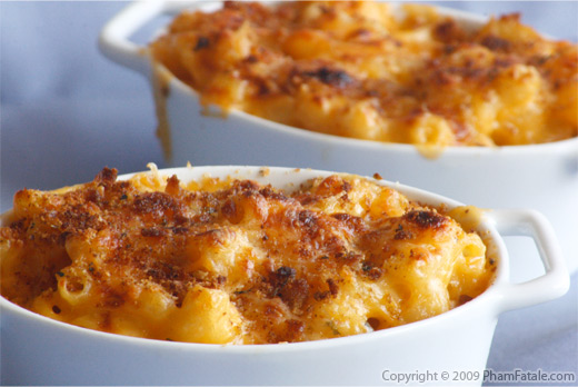Mac and Cheese Recipe with Picture