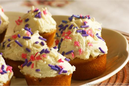 Madelein Muffins