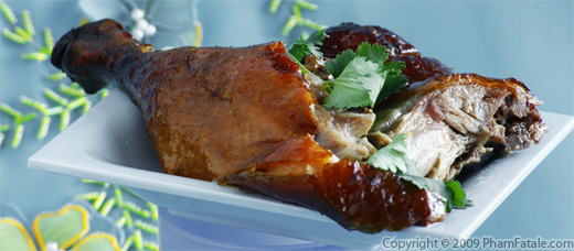 Peking Duck Recipe