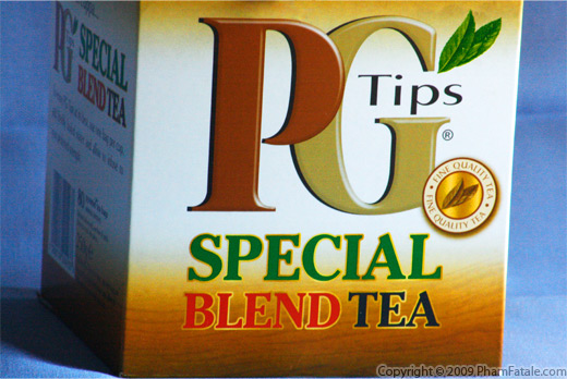 PG tips black tea