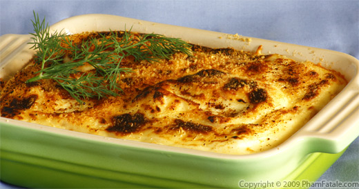 Vegetarian Shepherd's Pie (Hachis Parmentier Vegetarien) Recipe