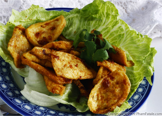 Sunken Fried Tofu Recipe