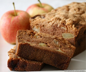 Apple Spiced Bread Recipe