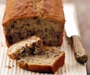 Fat Free Banana Bread Recipe