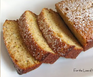 Lemon Poppy Seed Cake Bread Recipe