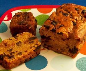 Pumpkin Caramel Carob Loaf Recipe