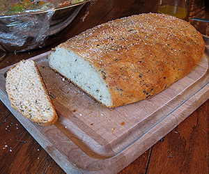 Greek Loaf Recipe