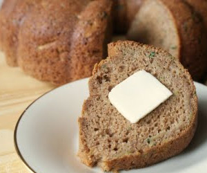 Zucchini Spiced Bread Recipe