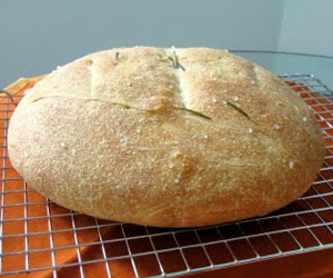 Potato and Rosemary Bread Recipe