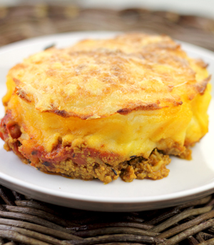Veal Hachis Parmentier (Shepherd