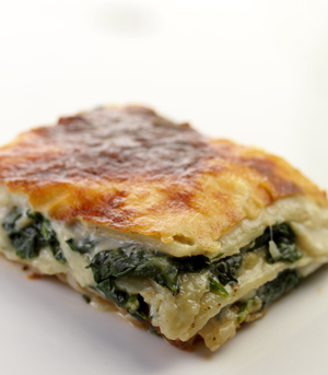 Spinach Gnocchi Lasagna Recipe