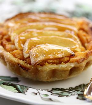 Tarte Amandine aux Patates Douce Recipe