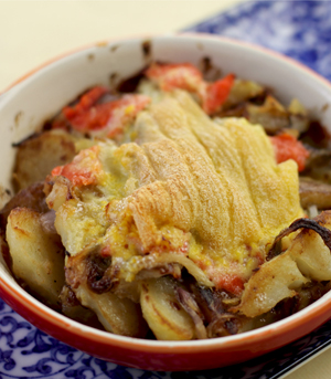 Smoked Salmon Tartiflette Recipe