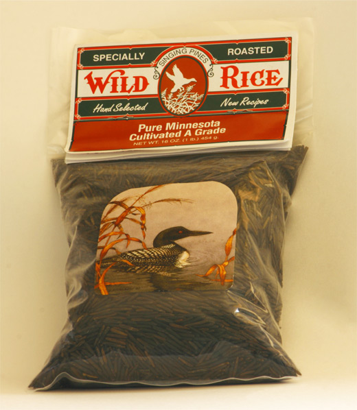 Wild Rice Product